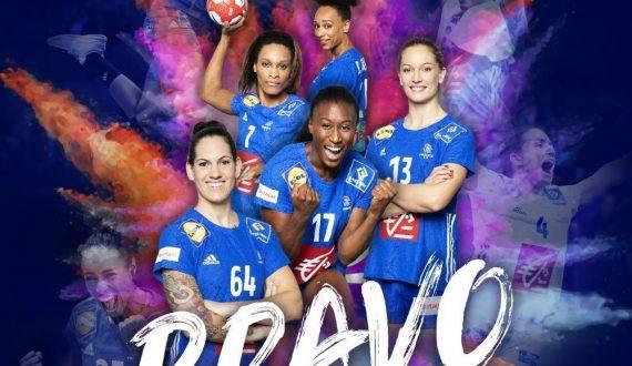 Image de l'Equipe de France de Handball Féminin